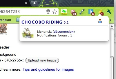 Chocobo Riding