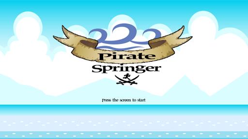 Pirate Springer