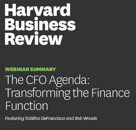 7 Modern CFO Agenda to Support Digital Financial Function Transforming