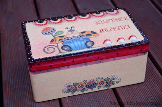 Photo: wooden box for kids 4