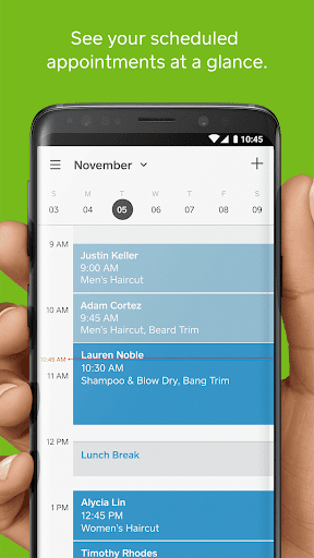 Square Appointments 5.19 screenshots 1