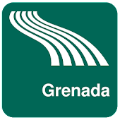 Grenada Map offline