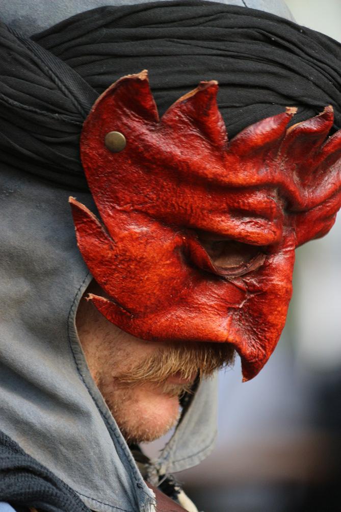 sotto la maschera di Bicio67