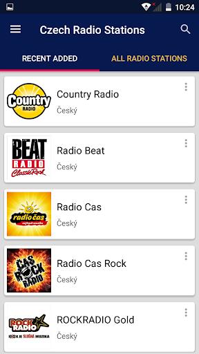 Czech Radio Stations ss1