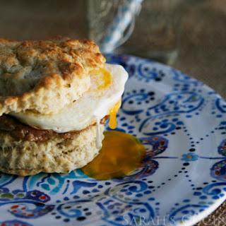 Sausage Egg Biscuit