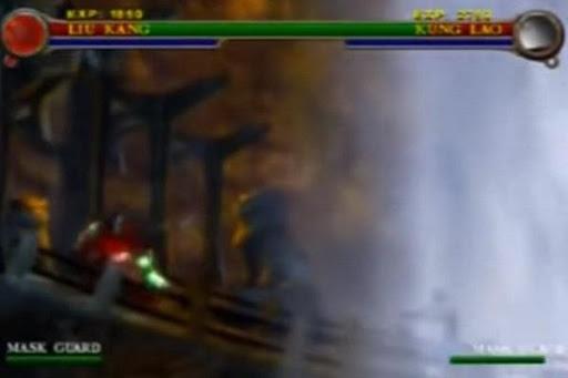 Mortal Kombat Shaolin Monks Walkthrough Hint Screenshot