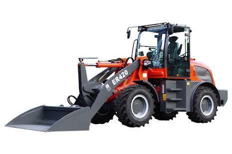 Everun ER420 | 4x4 | 75hk | Lyfter 2000kg