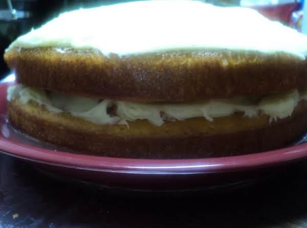 Mom's Lemonade Smacker Cake