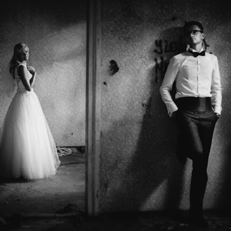 Wedding photographer Rafał Kurek (rafalkurek). Photo of 27.06.2015
