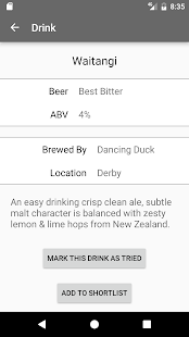 Bristol Beer Festival- screenshot thumbnail