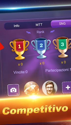Texas Poker Italiano (Boyaa) 5.9.0 5