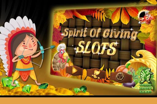 Spirit of Giving Slots