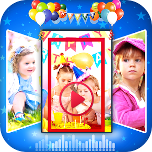 Birthday PhotoVideo with Music apk