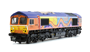 Photo: ND201E Class 66