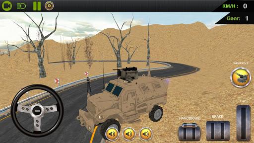 Jeu d'opération soldat des forces armées  astuce 1