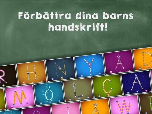 LetterSchool - Lu00e4r dig skriva!  trampa 1