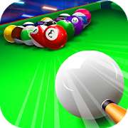 pool ball 8 Billard 3D 2018