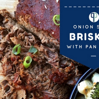 Onion Soup Brisket