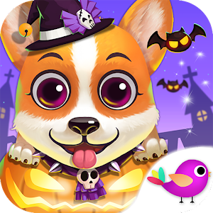 Pet Salon: Halloween for PC and MAC