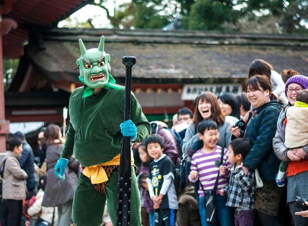 festivales invierno japon