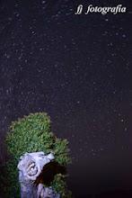 Photo: La noche estrellada en Riópar Viejo