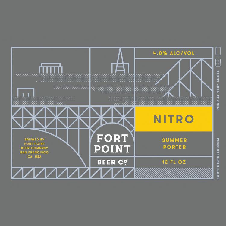 Logo of Fort Point Nitro