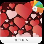 XPERIA™ Valentine's Theme Icon