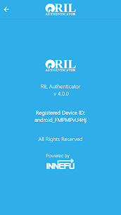 RIL Authenticator Apk App File Download 4