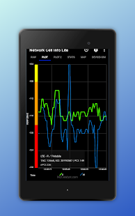 App Network Cell Info Lite - Mobile & WiFi Signal APK for Windows Phone