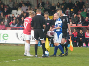 Photo: 28/04/11 v Birmingham City Ladies (Womens Super League) 1-2 - contributed by Mark Farnell