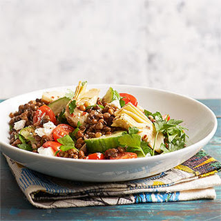 Mediterranean Lentil Recipes.