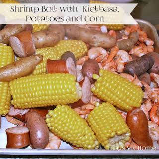 Shrimp Boil.