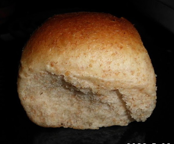 If making whole wheat rolls, use 2 c. of all purpose flour, and 1...