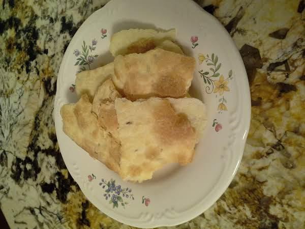Fennel Crackers Recipe