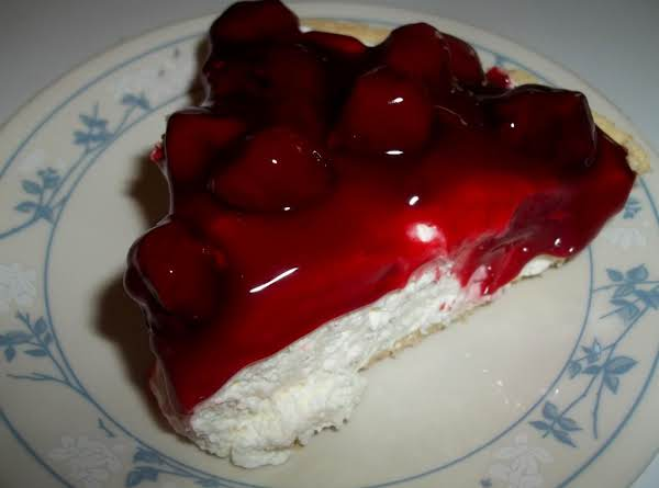 In A Pinch Cherry Cheesecake