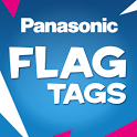 Panasonic Flag Tags icon
