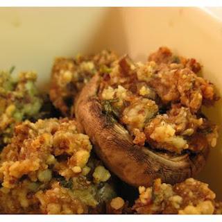 Porcini Mushroom Stuffing