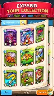 Card Monsters: 3 Minute Duels Screenshot