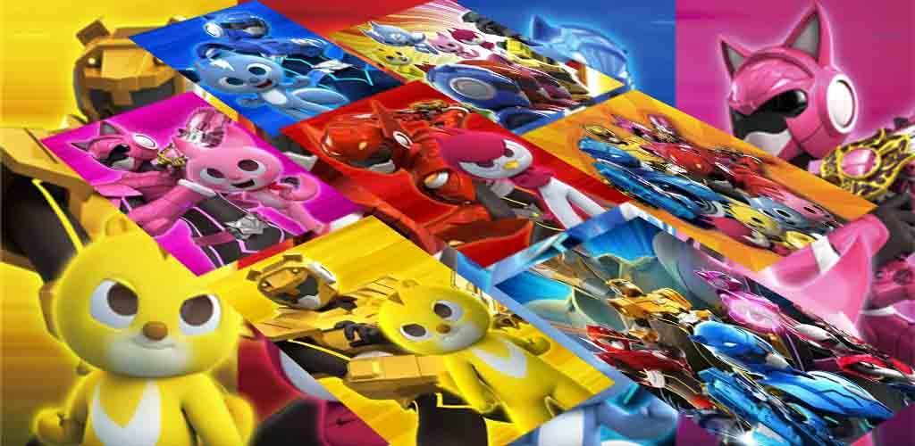 Descargar Miniforce Rangers Wallpaper Hd Apk última Versión