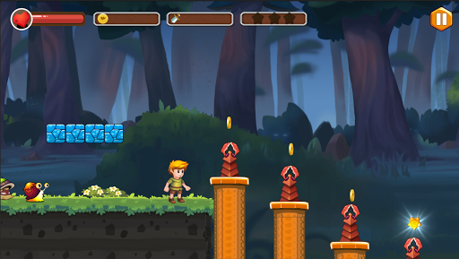 Tiny Jack: Platformer Adventures (PVP Multiplayer) 1.6.1 screenshots 5