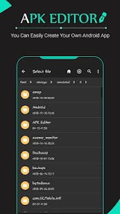 APK Editor Pro APK v1.9.0 Download For Android – Updated 2020 4