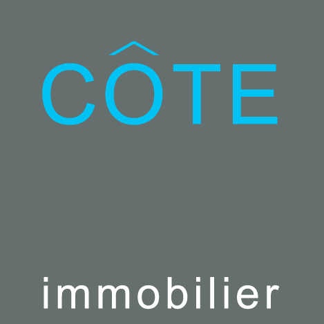 Logo de COTE IMMOBILIER