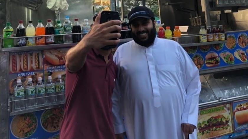 La última foto que ha subido Turki Al-Sheikh a sus redes sociales.