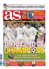 Photo: 23-11-2012 | Un récord de CHAMPIONS
