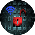 WPA WPA2 PSK WIFI Hack Prank icon