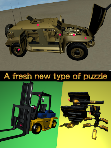 Model Constructor 3D android2mod screenshots 8