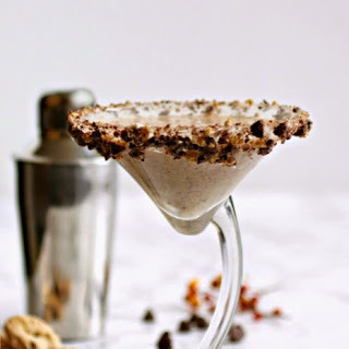 Chocolate Chip Cookie Martini