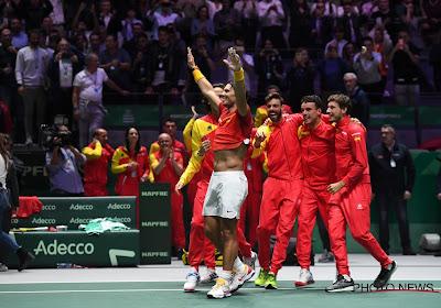 Nadal rijft met zege tegen Shapovalov Davis Cup binnen voor Spanje