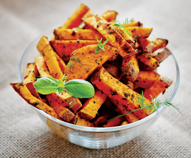 airfryer recipes - Sweet Potato Fries