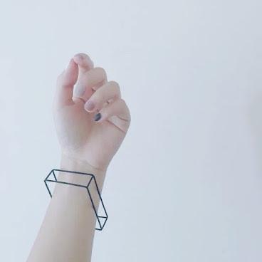 幾何圖形手鈪